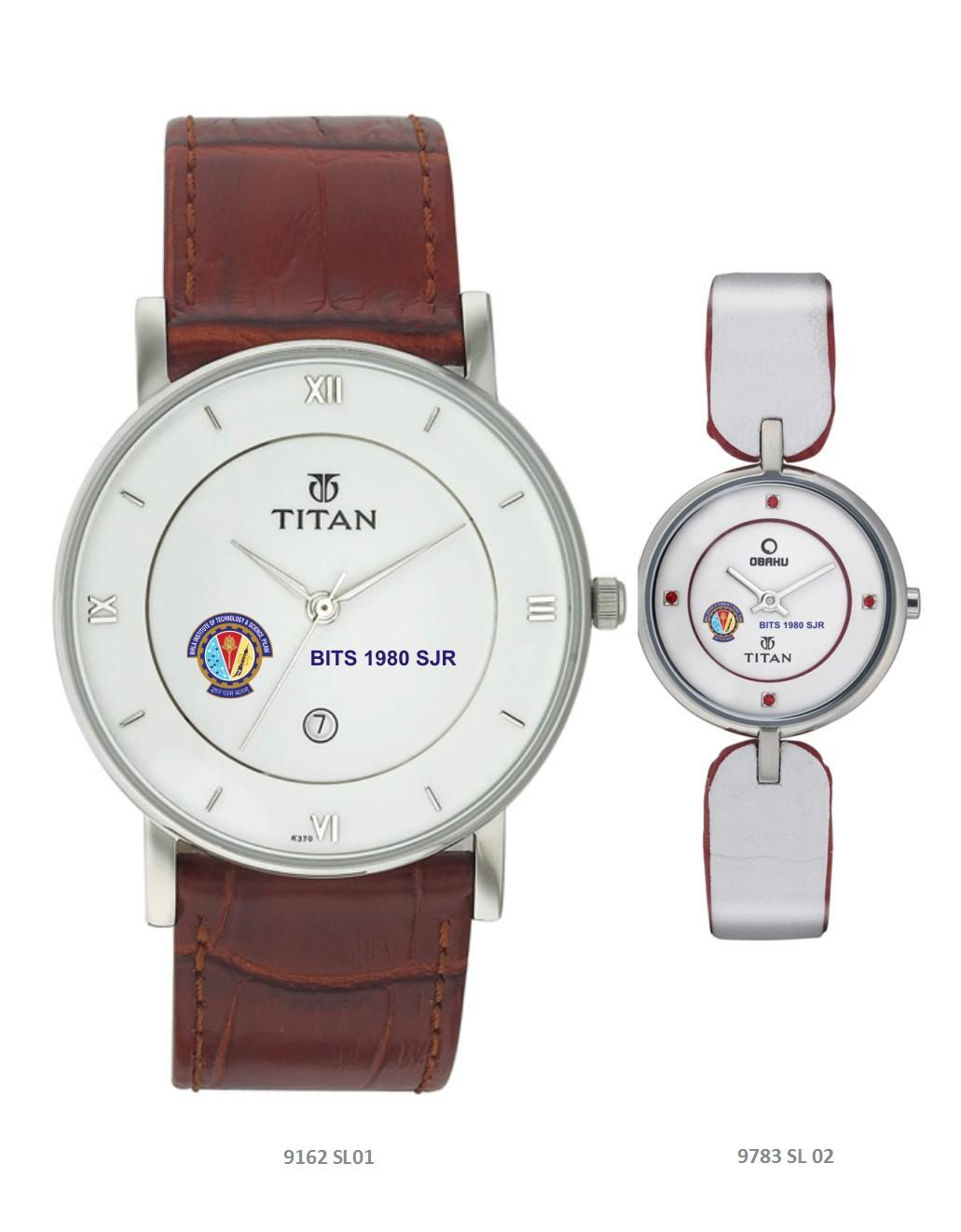 Titan Watches Model C117 BD Price